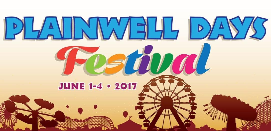 Plainwell Days logo FINAL 2017